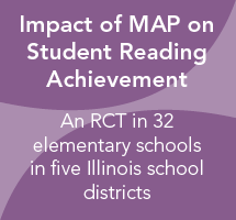 The Impact of the Measures of Academic Progress (MAP) Program on Student Reading Achievement